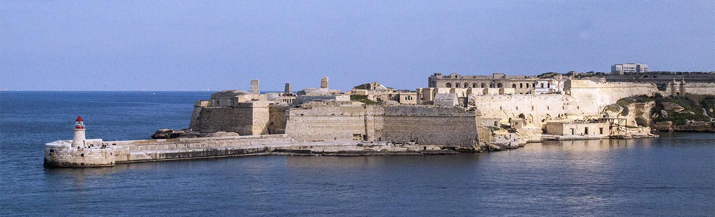 malta, valletta, fortyfikacje