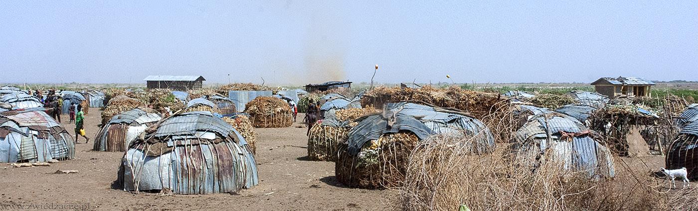 etiopia, dolina omo