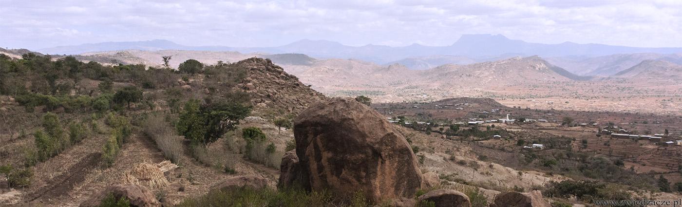 okolice koremi, Etiopia