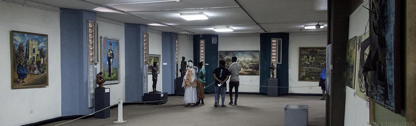 addis abeba, muzeum narodowe
